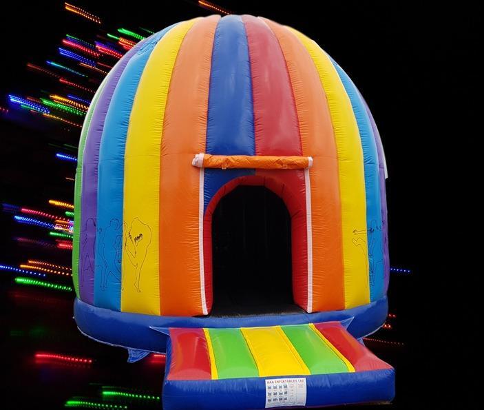 Disco Dome Rainbow 5m 1358