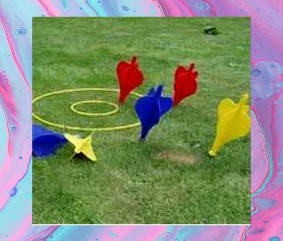 Lawn Darts Garden Game 1494