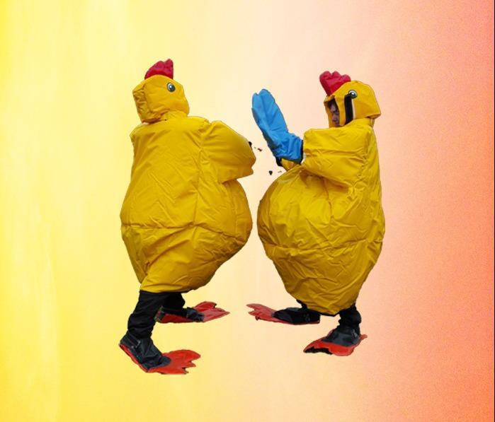 Chicken Sumo Suits 1273