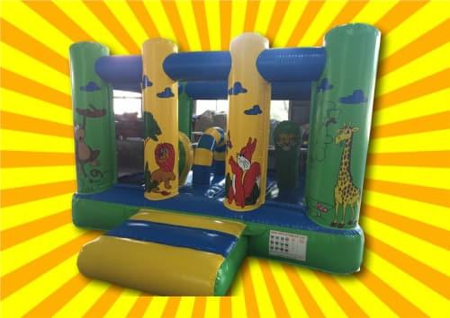 Jungle Mini Bouncer Bouncy Castle 1357